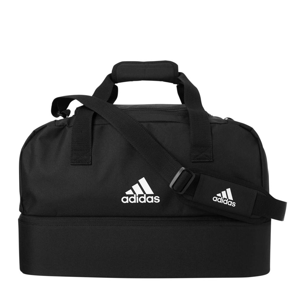 adidas performance   sporttas Tiro S zwart, Zwart