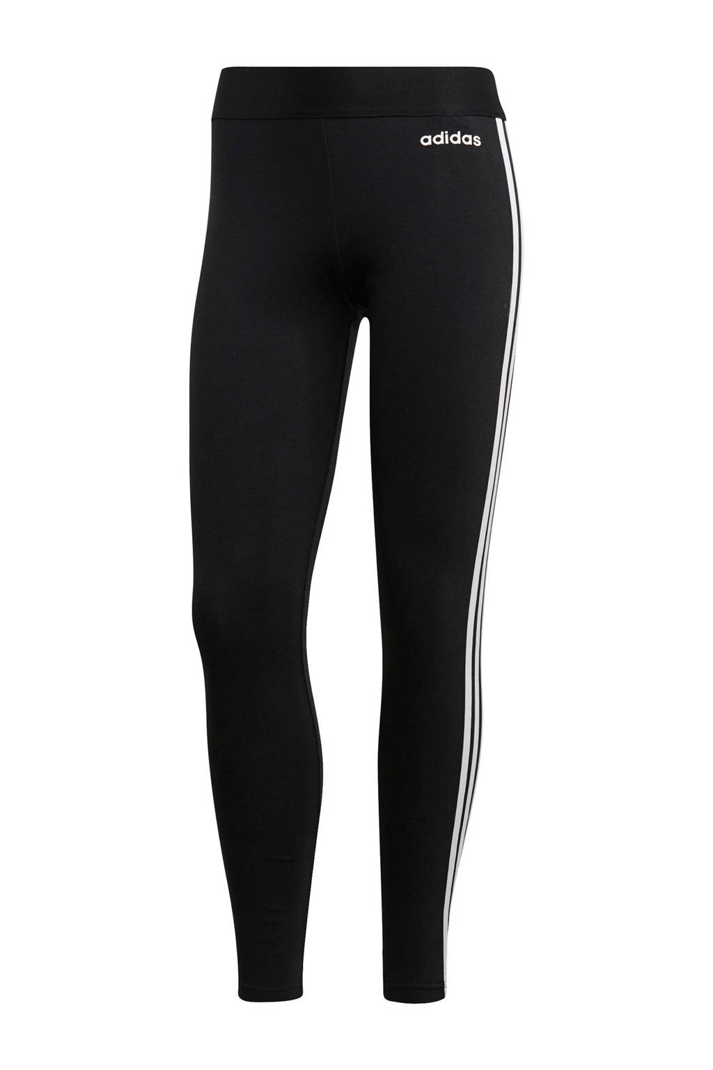 adidas Performance 7/8 sportbroek zwart, Zwart