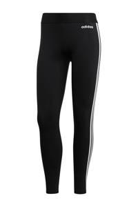 adidas Performance sportbroek zwart/wit, Zwart/wit