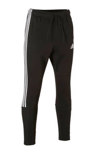 adidas performance   joggingbroek grijs (heren)