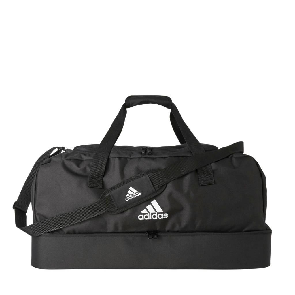 adidas performance   sporttas Tiro L zwart, Zwart/wit