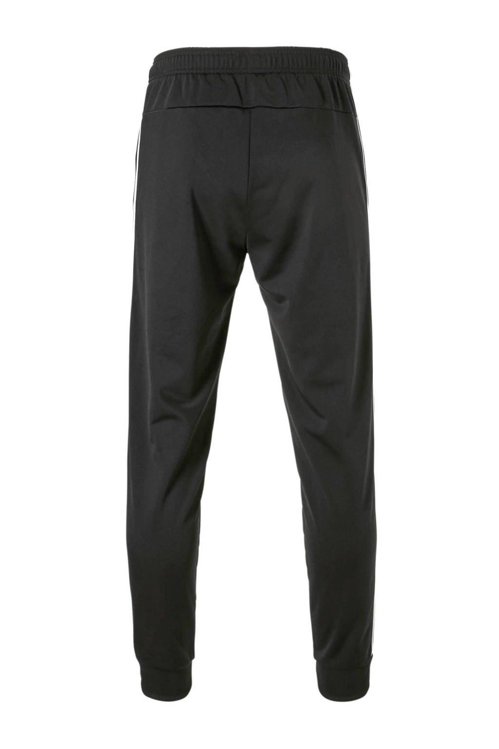 adidas sportbroek zwart, Zwart/wit