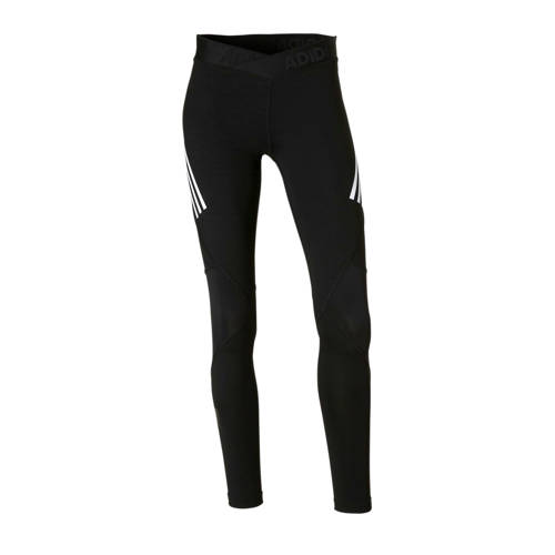 adidas Performance functionele tights ALPHASKIN SPORT LT 3 STRIPES