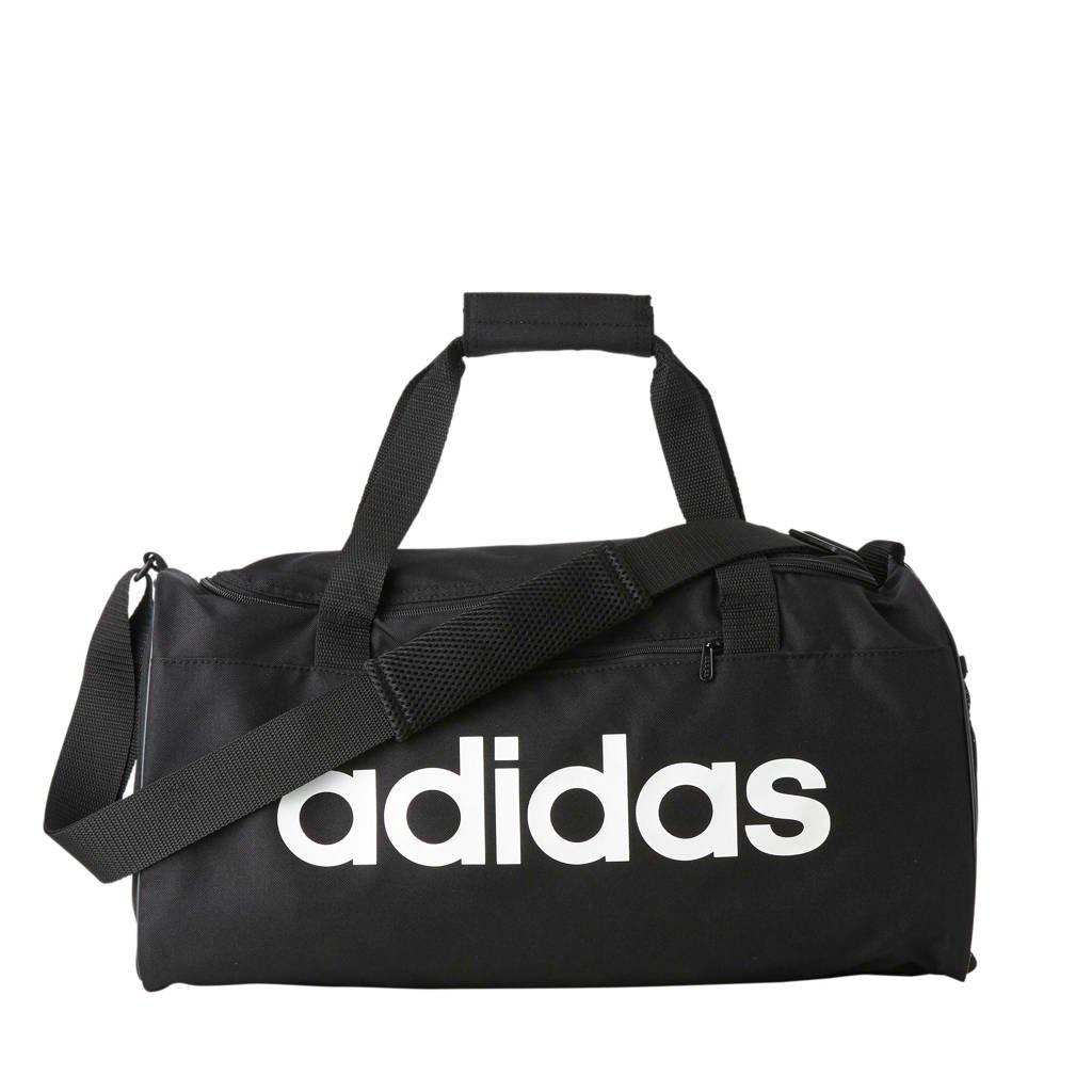 adidas performance   sporttas Core Duf S zwart, Zwart