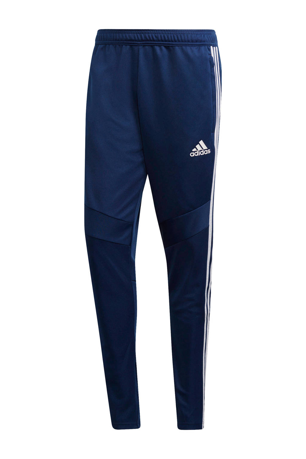 adidas Performance   sportbroek Tiro 19 donkerblauw, Donkerblauw