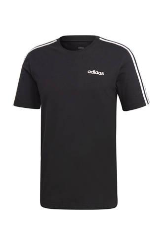 performance   sport T-shirt zwart/wit