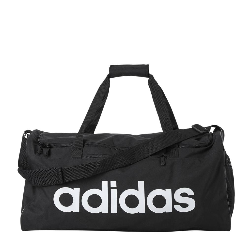 adidas performance   sporttas Core Duf M zwart, Zwart/wit