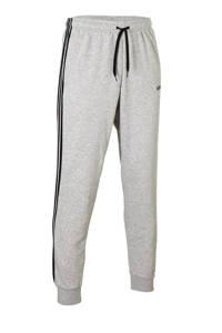 adidas Performance   joggingbroek grijs, Grijs/zwart