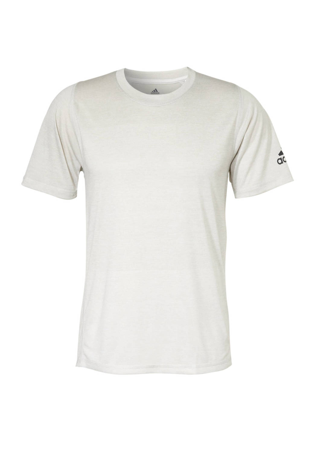 adidas performance   sport T-shirt, Wit