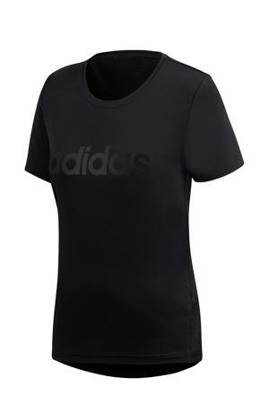 Designed2Move sport T-shirt zwart