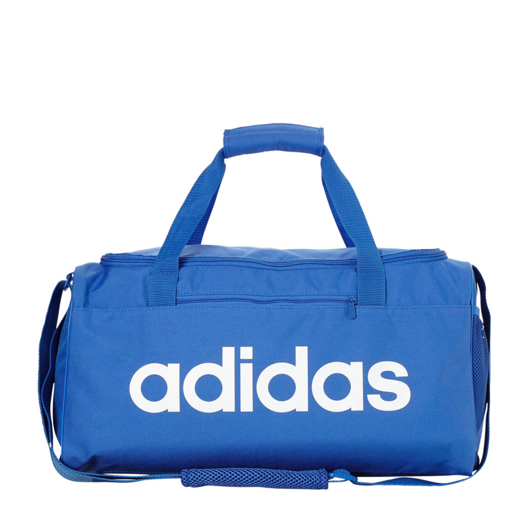 adidas performance   sporttas Core Duf S blauw, Blauw