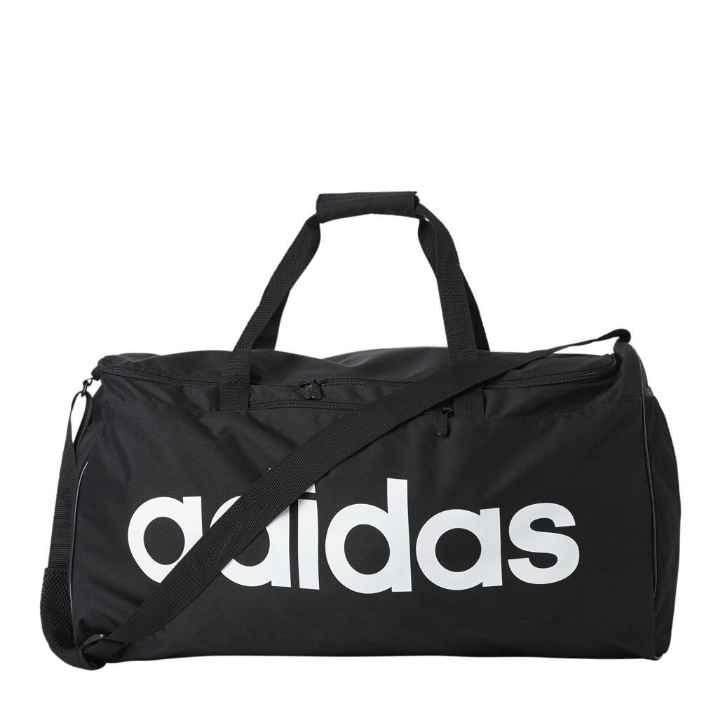 adidas performance   sporttas Core Duf L zwart, Zwart/wit