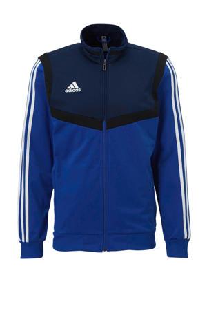 performance   vest blauw