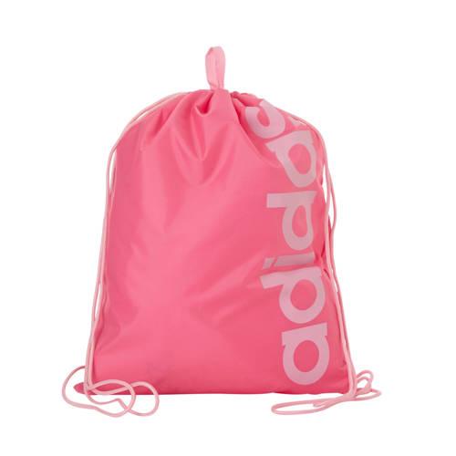 adidas performance sporttas roze kopen