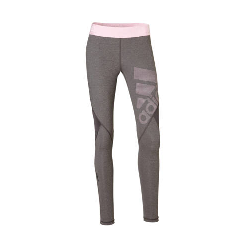 adidas Performance functionele tights ALPHASKIN SPOT TIGHT LONG