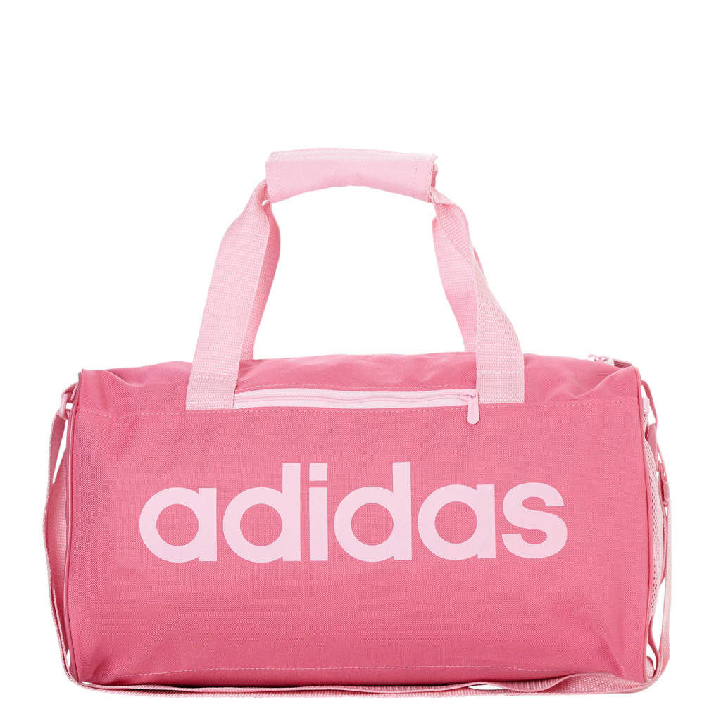 adidas performance Junior  sporttas Core Duf XS roze, Roze