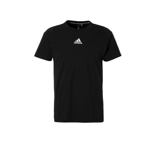 adidas Performance T-shirt MH 3 STRIPES TEE