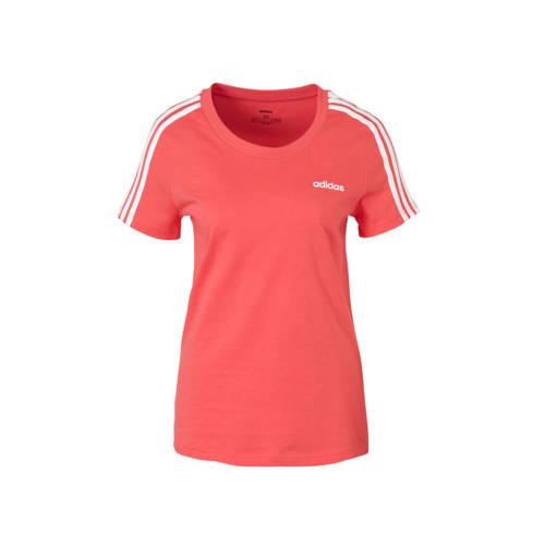 adidas performance sport T-shirt grijs kopen