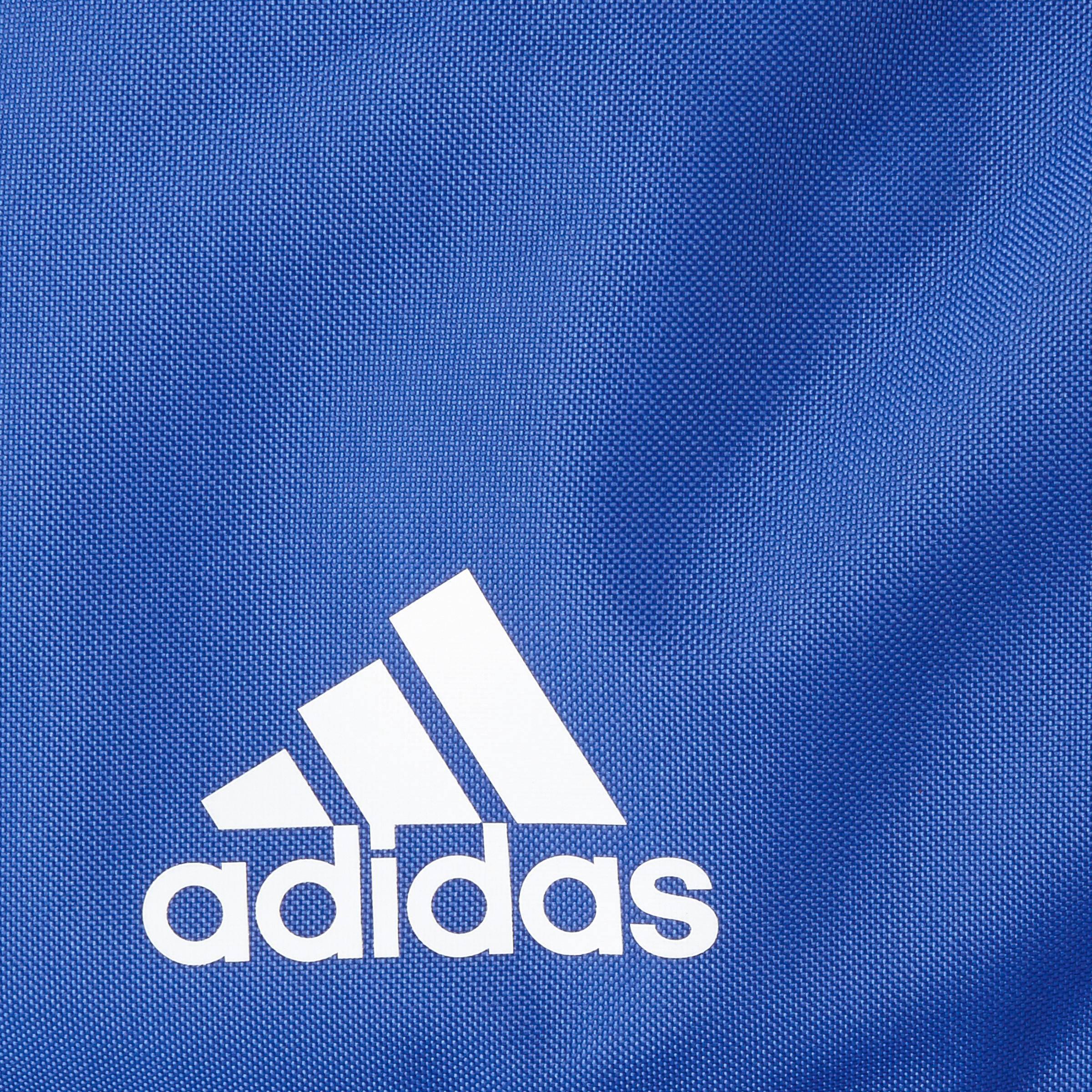 b5b4ca145e3 adidas performance sporttas Tiro L blauw | wehkamp