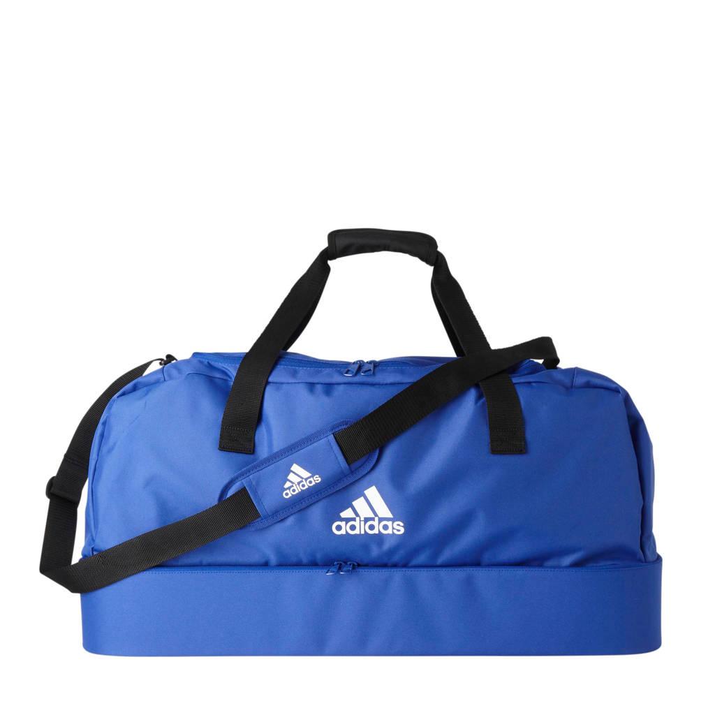 adidas performance   sporttas Tiro L blauw, Blauw