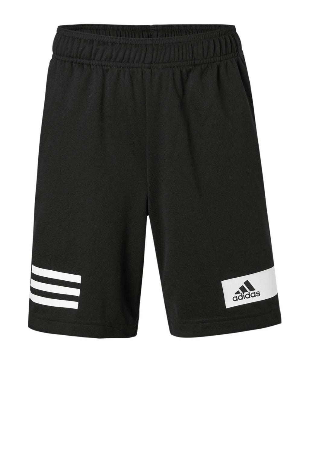 adidas performance   performance sportshort zwart, Zwart