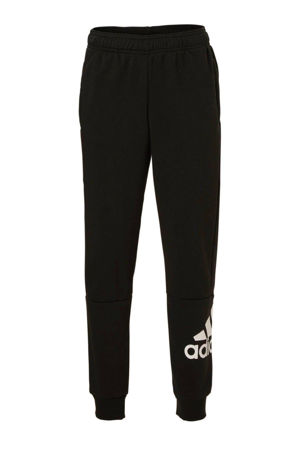 adidas performance   performance joggingbroek zwart, Zwart