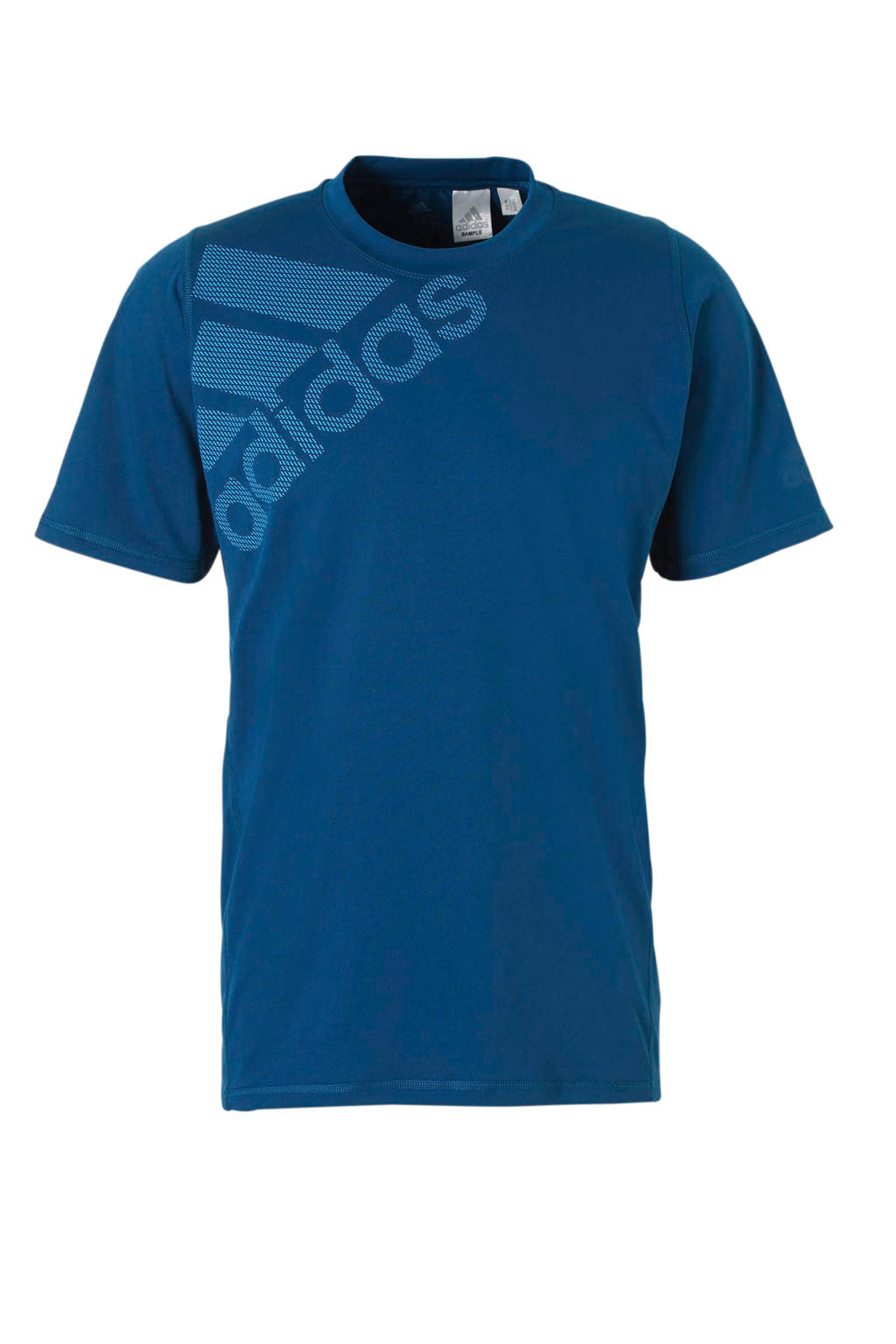 adidas performance   sport t-shirt petrol, Petrol
