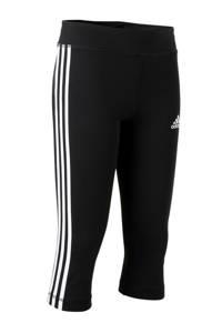 adidas Performance 3/4 sportbroek zwart, Zwart