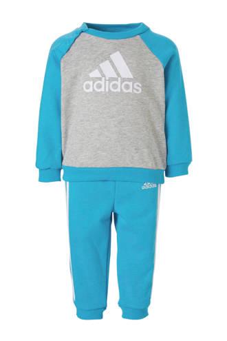 performance   joggingpak blauw/grijs