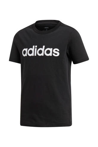 performance   sport T-shirt zwart