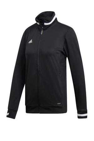 sportvest T19 zwart