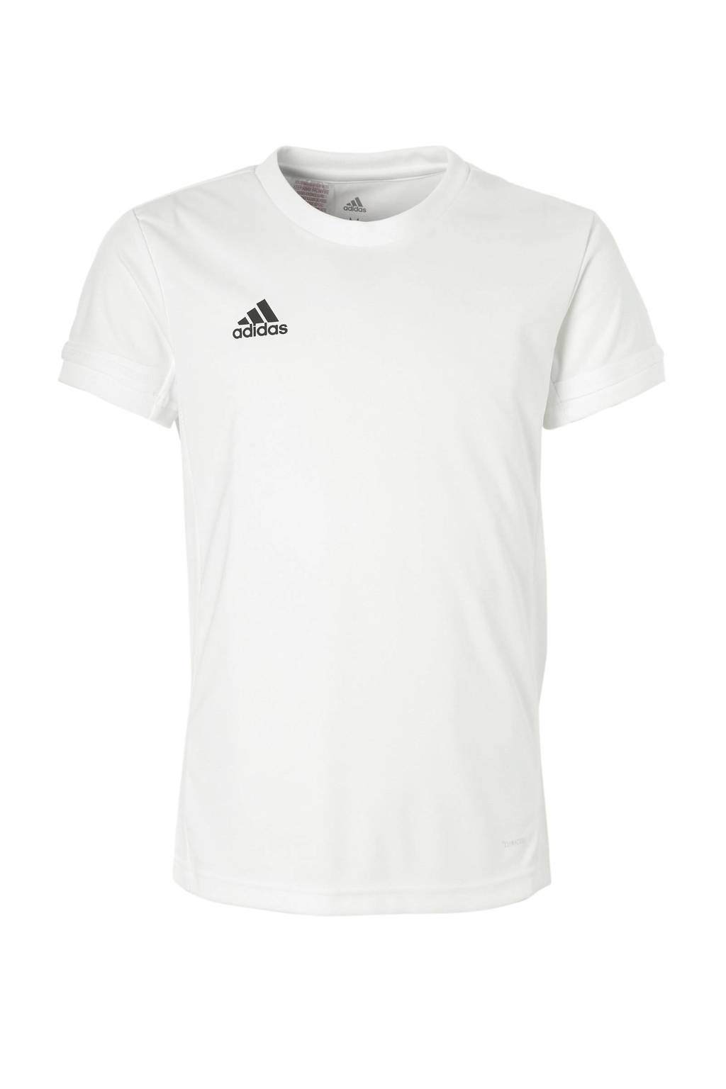 adidas performance sport T-shirt T19 wit, Tennis
