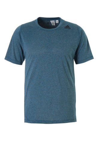 performance   sport T-shirt blauw