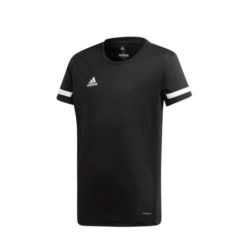 adidas Performance sport T-shirt T19 zwart