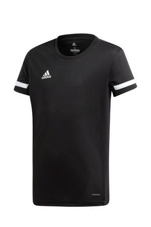 sport T-shirt T19 zwart
