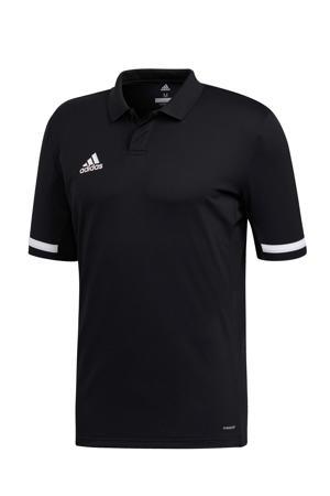 sportpolo T19 zwart
