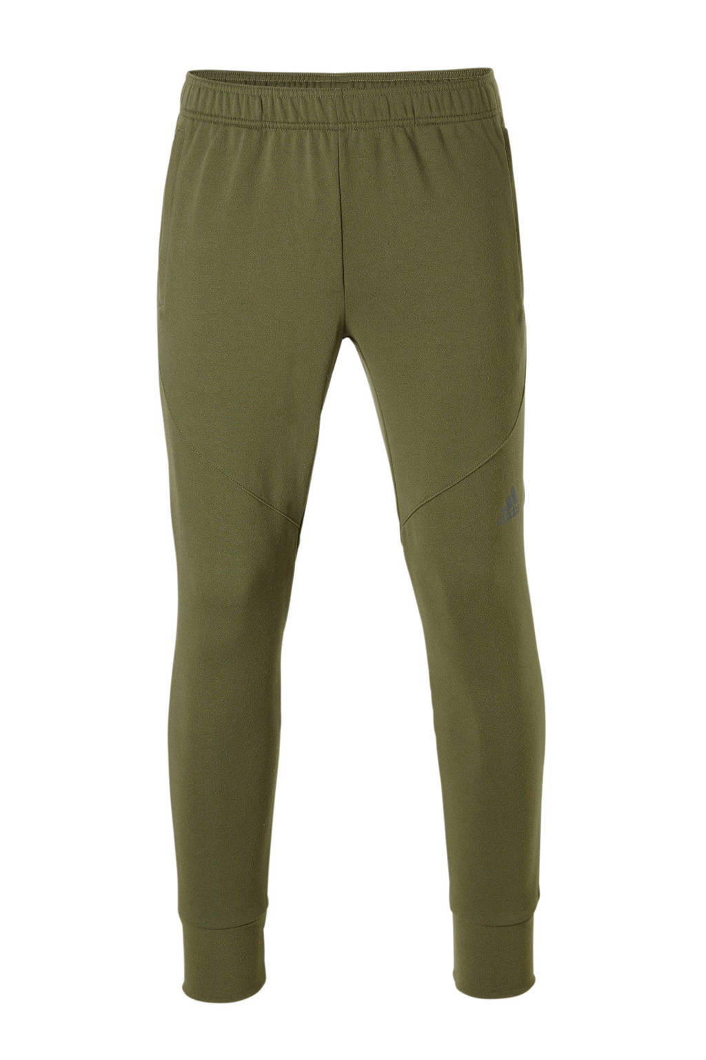 Joggingbroek Groen.Adidas Performance Joggingbroek Groen Wehkamp