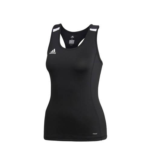 adidas Performance sporttop T19 zwart