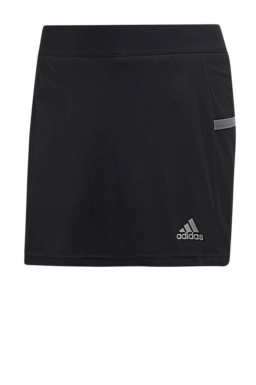 adidas Performance sportrokje T19 zwart, Zwart
