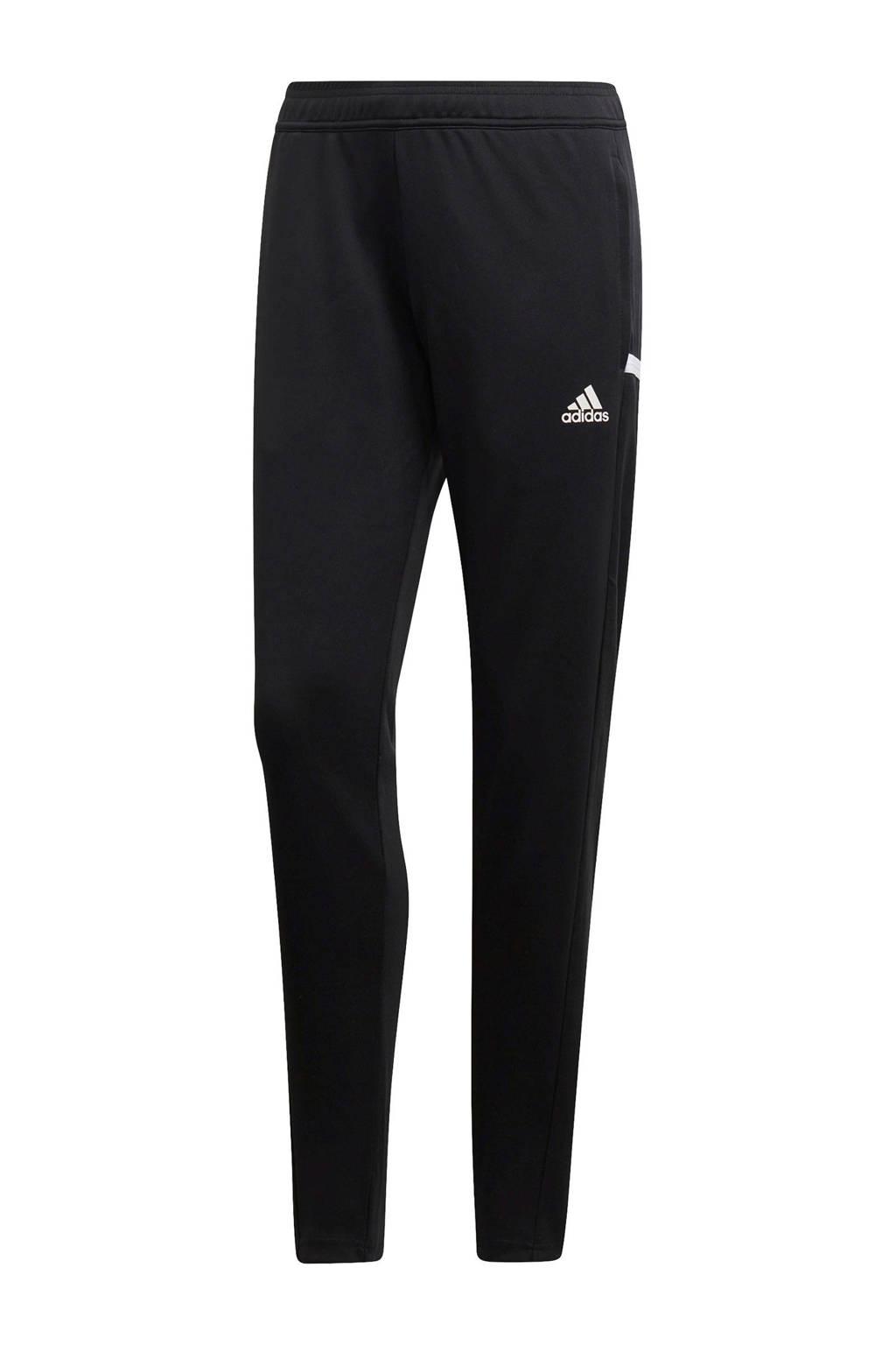 adidas Performance trainingsbroek T19 zwart, Zwart/wit