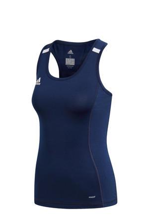 sporttop T19 donkerblauw