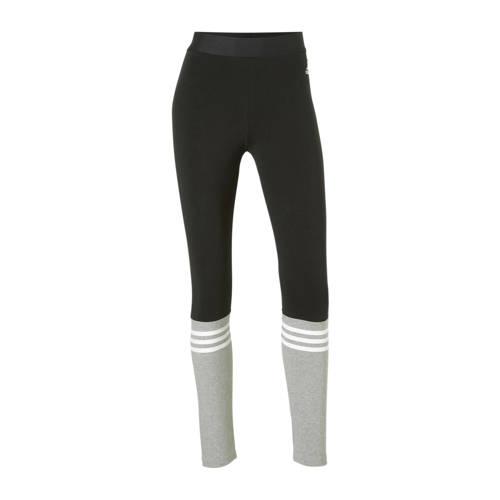 7-8 sportbroek zwart