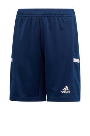 sportshort T19 donkerblauw