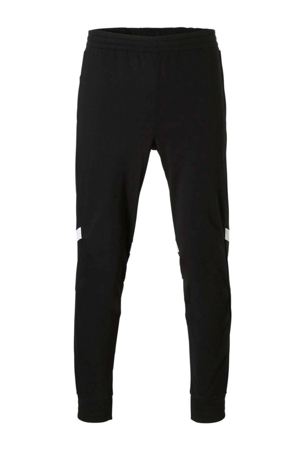 adidas performance joggingbroek, Zwart/wit