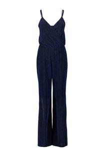 CoolCat glitter jumpsuit blauw (dames)