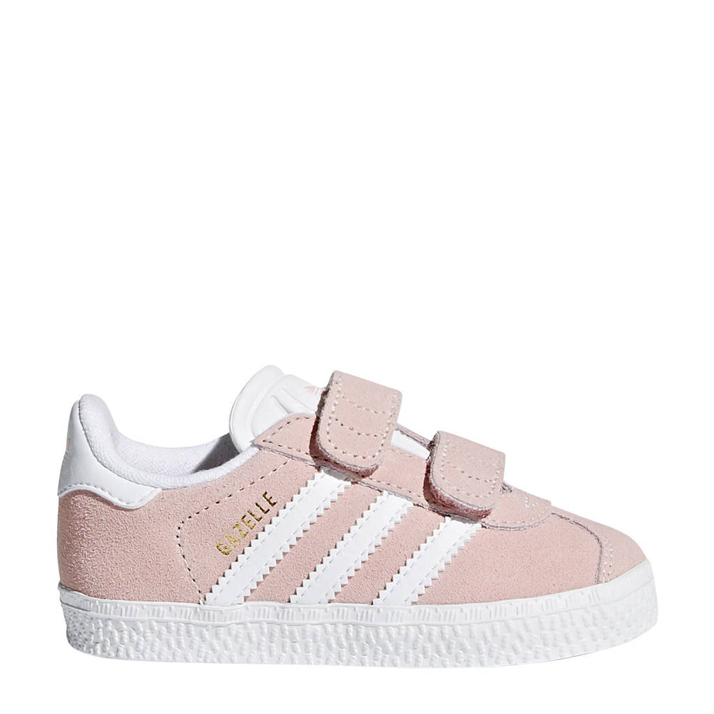 adidas originals  Gazelle CF I sneakers zachtroze, Lichtroze/wit