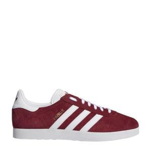 Gazelle  sneakers rood/wit