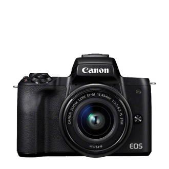 M50+EF-M15-45 S systeemcamera
