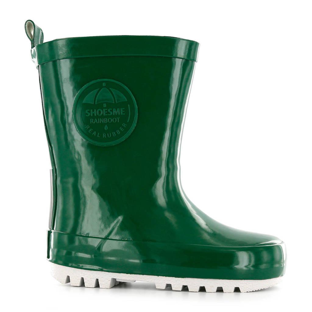 Shoesme regenlaarzen groen, Groen
