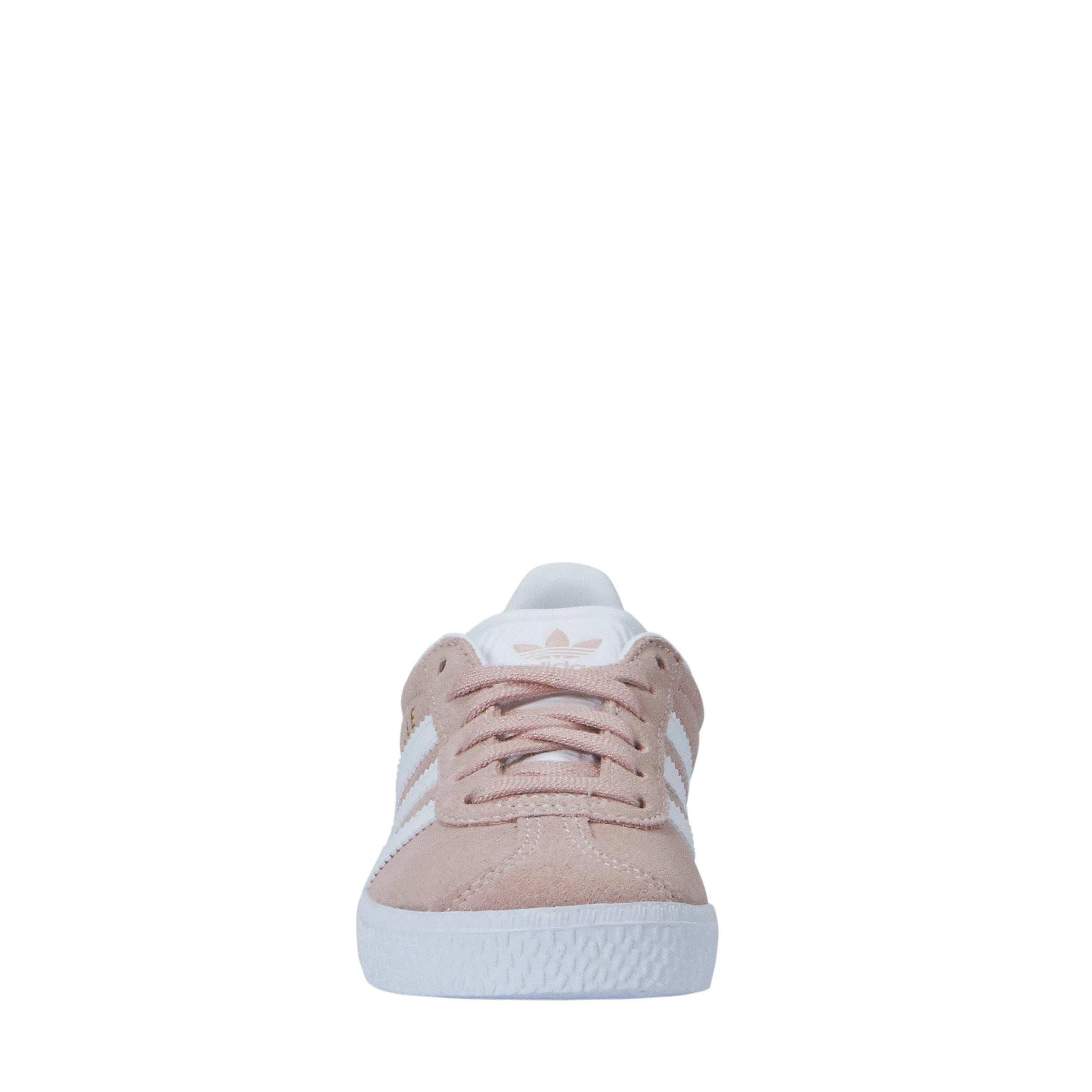 adidas originals Gazelle CF I sneakers lichtroze | wehkamp